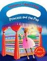 Princess and the Pea Treasured Tales CD Book