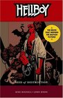 Hellboy Volume 1 : Seed of Destruction - NEW EDITION! (Hellboy (Graphic Novels))
