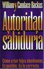 Autoridad Y Sabidura