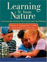 Learning from Nature CrossCurricular Activities to Foster Creative and Critical Thinking