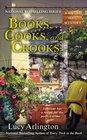 Books, Cooks, and Crooks (Novel Idea, Bk 3)