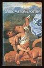 Greek Pastoral Poetry