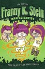 The Fran That Time Forgot (Franny K. Stein, Mad Scientist, Bk 4)