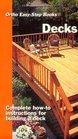 Decks: Easy-Step Books (Easy -Step Books)