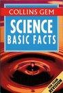 Collins Gem Science Basic Facts