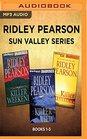 Ridley Pearson - Sun Valley Series Books 1-3 Killer Weekend Killer View Killer Summer