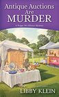 Antiques Auctions Are Murder (A Poppy McAllister Mystery)