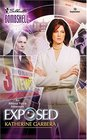 Exposed (Athena Force, Bk 3) (Silhouette Bombshell, No 10)
