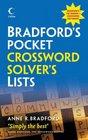Collins Bradford's Pocket Crossword Solver's List