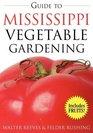 Guide to Mississippi Vegetable Gardening