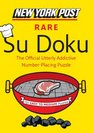 New York Post Rare Su Doku 150 Easy to Medium Puzzles