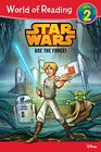 World of Reading Star Wars Use The Force Level 2