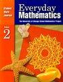 Everyday Mathematics Volume 2: Math Journal