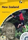New Zealand Level 2 Elementary/Lowerintermediate American English Book with CDROM and Audio CD Pack