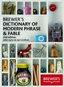 Brewer's Dictionary of Modern Phrase  Fable