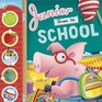 Junior Goes to School A Spinwheels Book