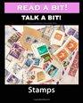 Read a Bit Talk a Bit Stamps