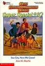 Sea City, Here We Come! (Baby-Sitters Club Super Special, Bk 10)