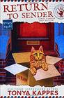 Return To Sender A Cat Cozy Mystery A Mail Carrier Cozy Mystery