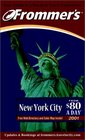 Frommer's New York City From 80 a Day 2001