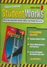 Glencoe Exclusive Student Works All-In-One Interactive Student edition and Studfent Resources  Indiana Edition