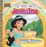 Disney's If You Met Jasmine