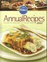 Pillsbury Annual Recipes 2012