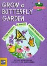 Grow a Butterfly Garden (Plant-A-Page Books)