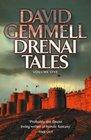 """Drenai Tales: """" Legend """" , """" The King Beyond the Gate """" , """" Waylander """" v. 1"""