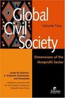 Global Civil Society: Dimensions of the Nonprofit Sector
