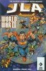Justice League of America World War III