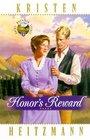 Honor's Reward (Rocky Mountain Legacy, No. 5)