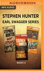 Stephen Hunter - Earl Swagger Series Books 1-3 Hot Springs Pale Horse Coming Havana