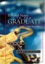 Personal Notes to the Graduate 24 Values to Shape Your Destiny