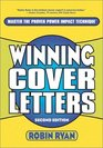 Winning Cover Letters 2nd Edition