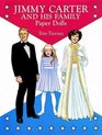 Jimmy Carter and His Family Paper Dolls in Full Color