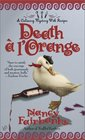 Death a l'Orange (Culinary Mystery, Bk 3)