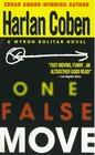 One False Move (Myron Bolitar, Bk 5)