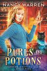 Purls and Potions A paranormal cozy mystery