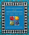 Food and Cooking of the Mediterranean Italy Greece Spain  France A box set of 4 books with 265 authentic recipes shown in more than 1160 evocative photographs