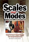 Scales and Modes Easy to Read - Easy to Play - for Every Instrument