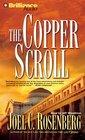 The Copper Scroll (Political Thrillers, Bk 4) (Audio CD) (Abridged)