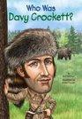 Who Was Davy Crockett