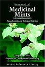 Handbook of Medicinal Mints  Phytochemicals and Biological Activities Herbal Reference Library
