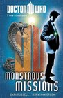Doctor Who Book 5 Monstrous Missions