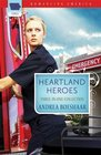 Heartland Heroes Prescription for Love / Courting Disaster / The Superheroes Next Door