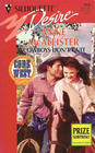 Cowboys Don't Quit (Code of the West, Bk 2) (Silhouette Desire, No 944)