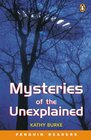 Mysteries of the Unexplained (Penguin Longman Penguin Readers)