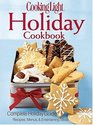 Cooking Light Holiday Cookbook (Cooking Light)
