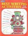 Best Writing Activities